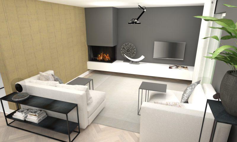 Verbouwing woonhuis Empel