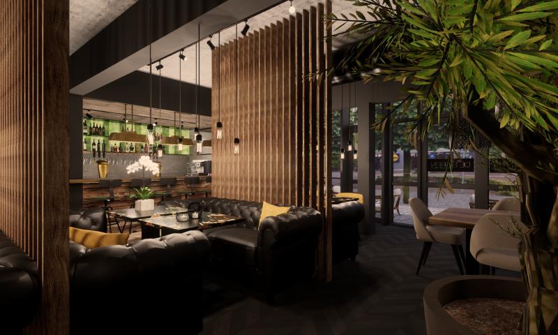 Cozy restaurant Breda