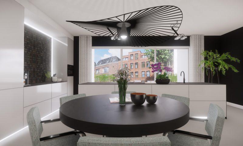Appartement binnenstad 's-Hertogenbosch